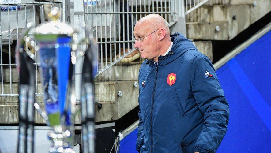 FFR : les clubs disent non à un sélectionneur étranger