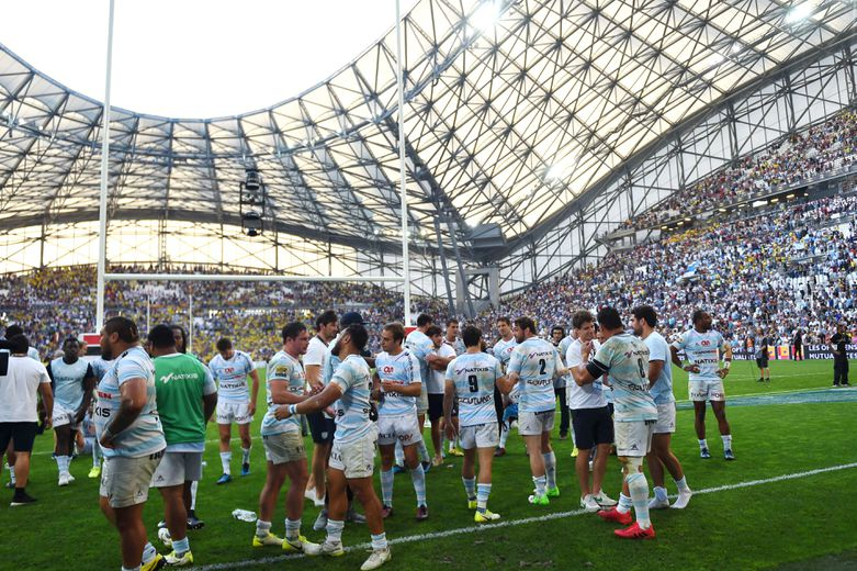 Top 14 : la demi-finale Clermont-Racing en images