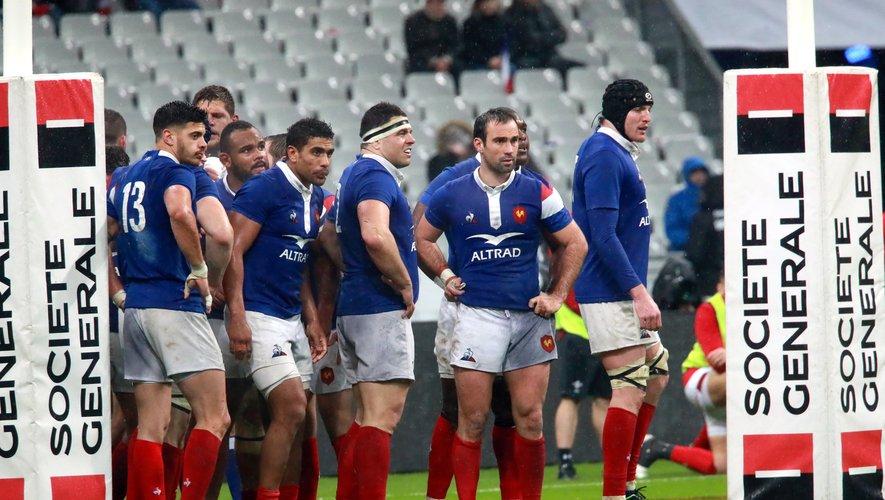 Les Bleus de Guirado donnent surtout l'image d'une équipe habituée à perdre.