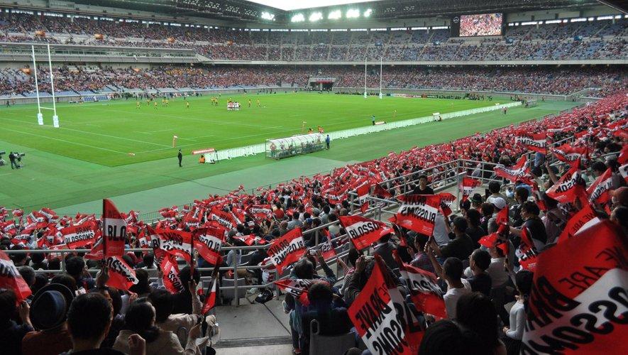 Au pays du rugby levant