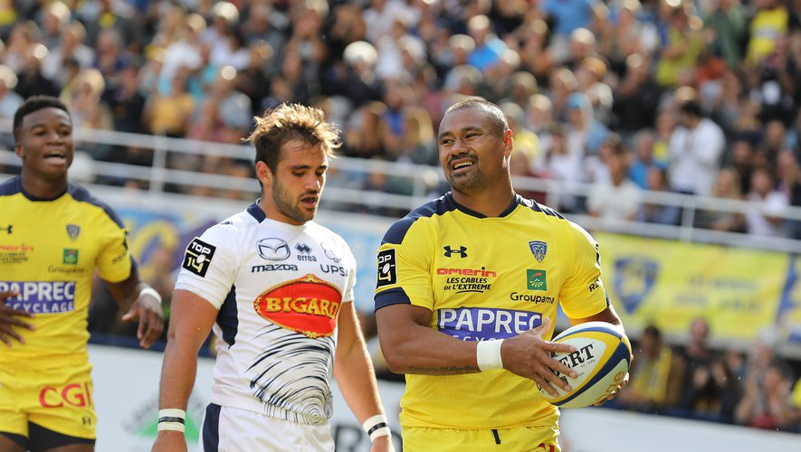 Clermont Relance l'offensive
