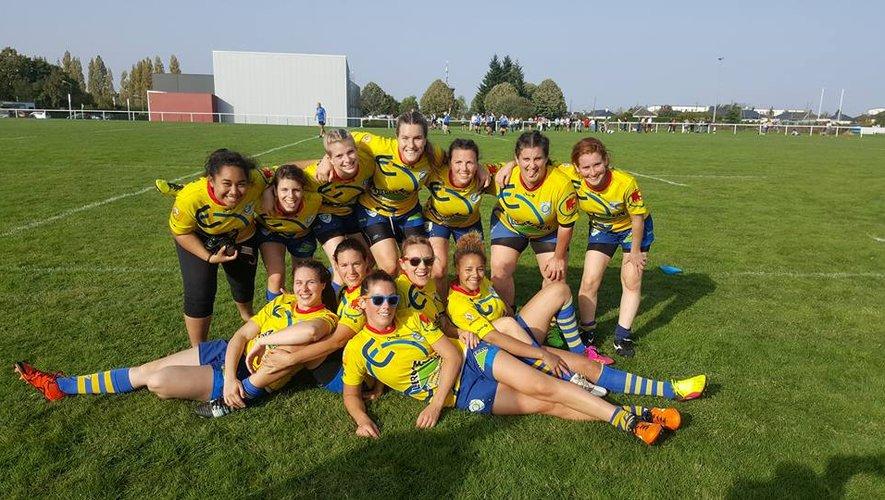 L'art du rugby au féminin