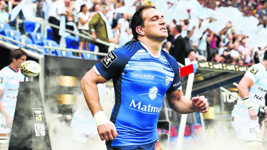 """""""D'abord l'humain, ensuite le rugby"""""""