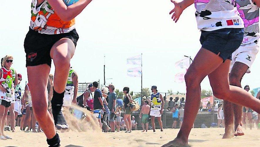 Le succès du beach de Gruissan