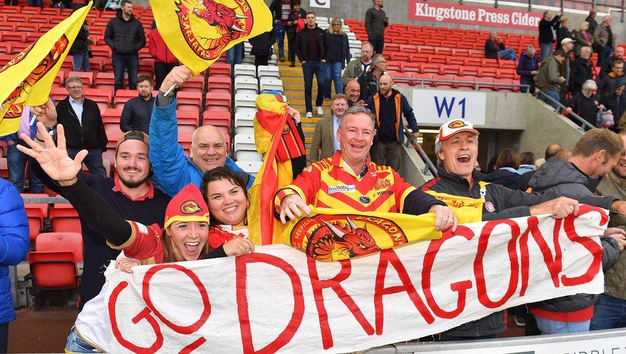 Les Dragons prêts pour 2018