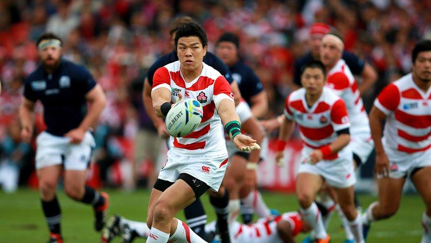 Le Japon surclasse les Tonga