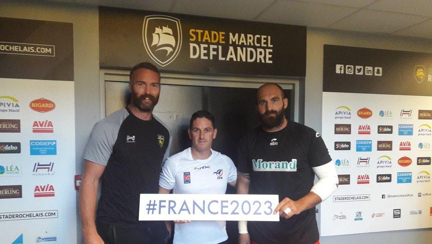 Tous derrière #FRANCE2023