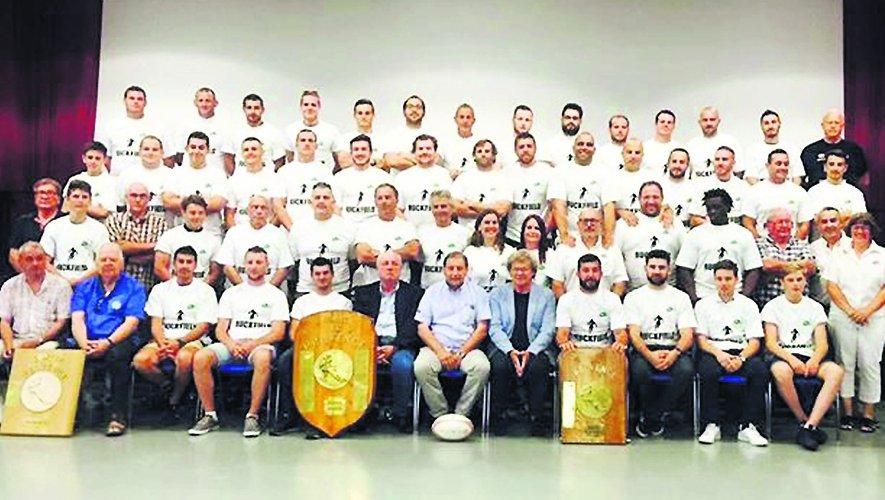 Rugby Club Les Angles : un nouveau défi à réussir