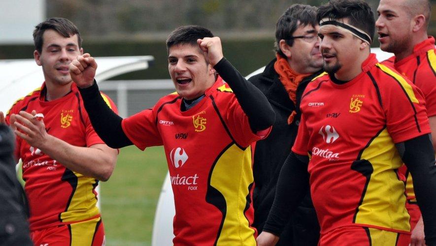 La résurrection sportive de Foix