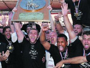 Finale de Fédérale 1 : Rouen s'offre le trophée Jean Prat