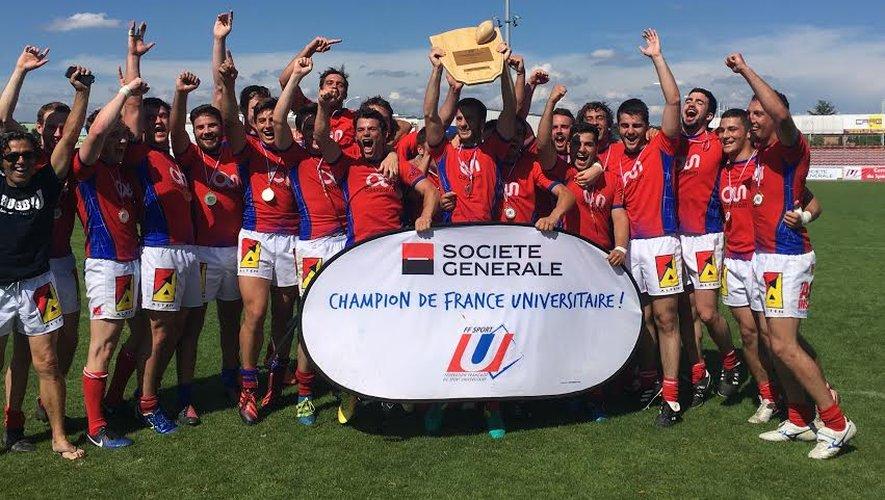 Finales universitaires : Jamais deux sans trois pour l'INSA Toulouse