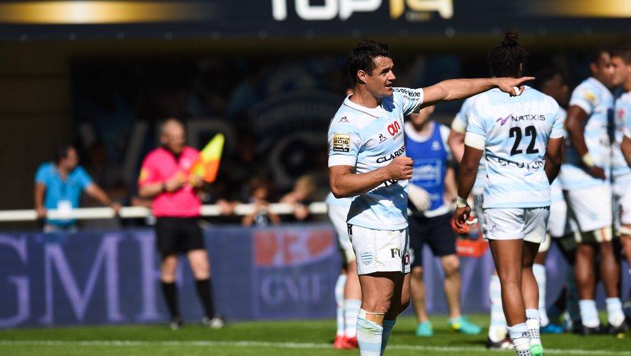 Dan Carter : « C'est pour vivre de tels moments que je joue au rugby ! »