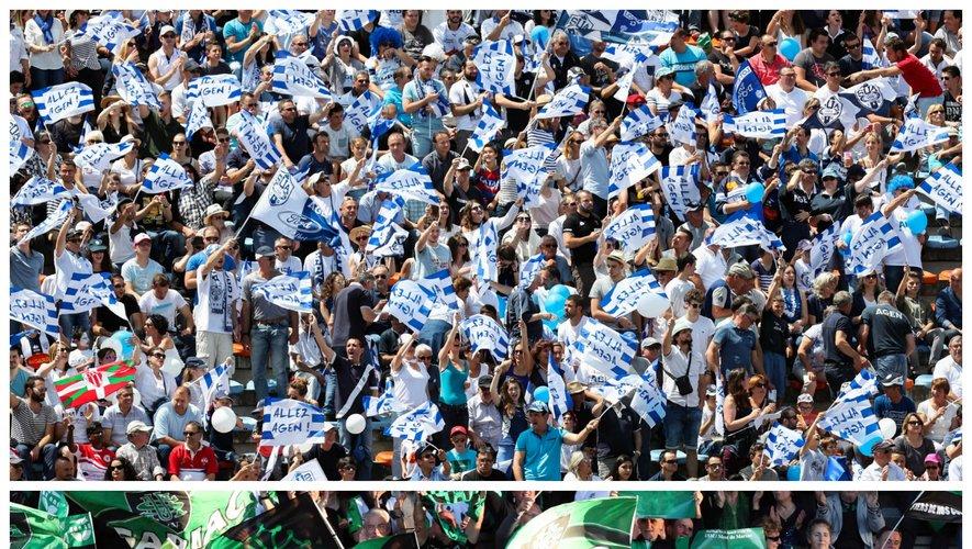 Agen - Montauban, les matchs dans le match