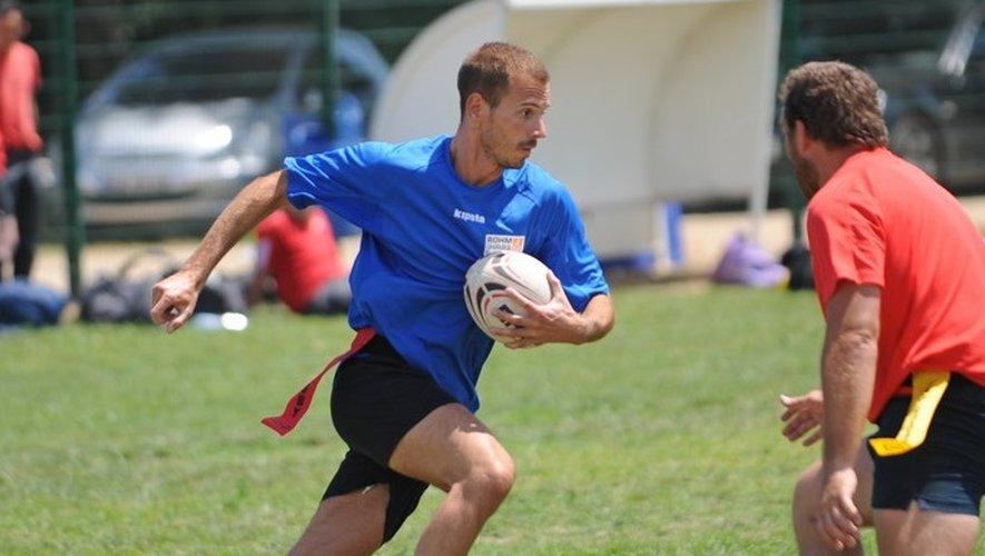 Deuxième tournoi national de Tag Rugby à Fronton samedi