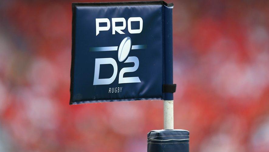 Nevers en Pro D2