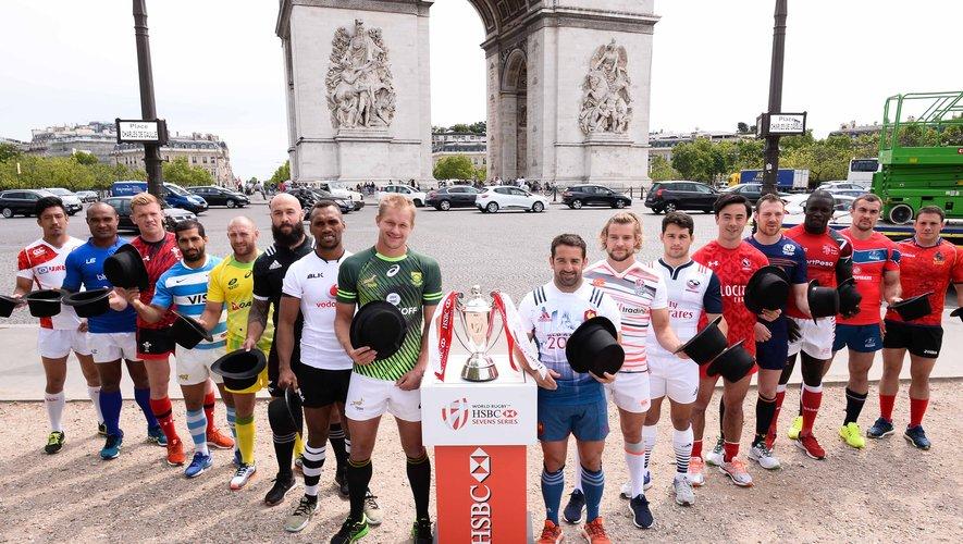 Le rugby à 7 débarque à Paris