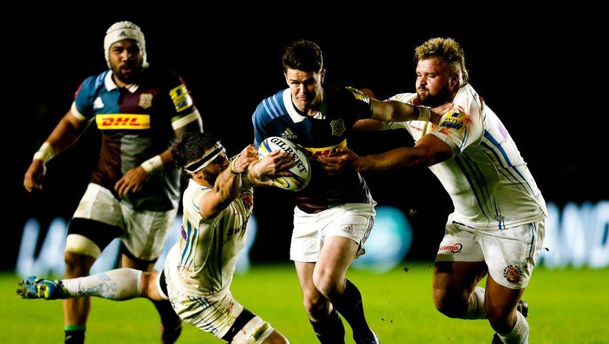 Premiership : Exeter-Saracens, la folle course-poursuite continue