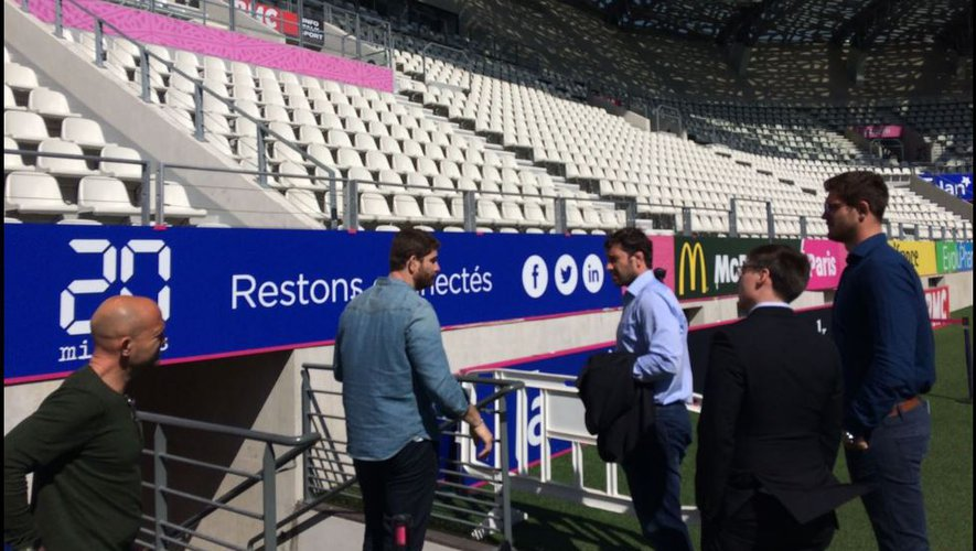 Stade Français : Un repreneur allemand en lice