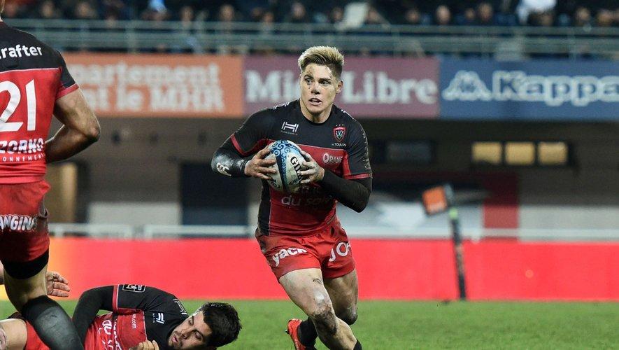 James O'Connor raffute Sale et devrait prolonger a Toulon