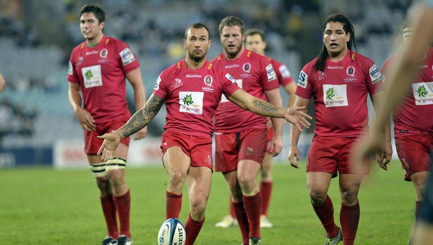 Super Rugby: le week-end des premières