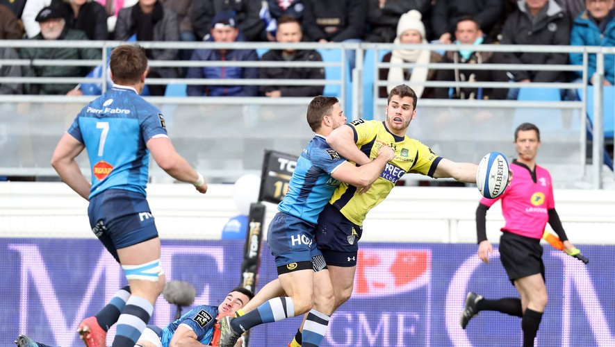 Clermont enterre Grenoble