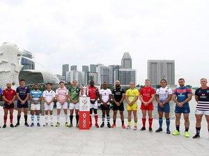 HSBC Sevens Series : Singapour