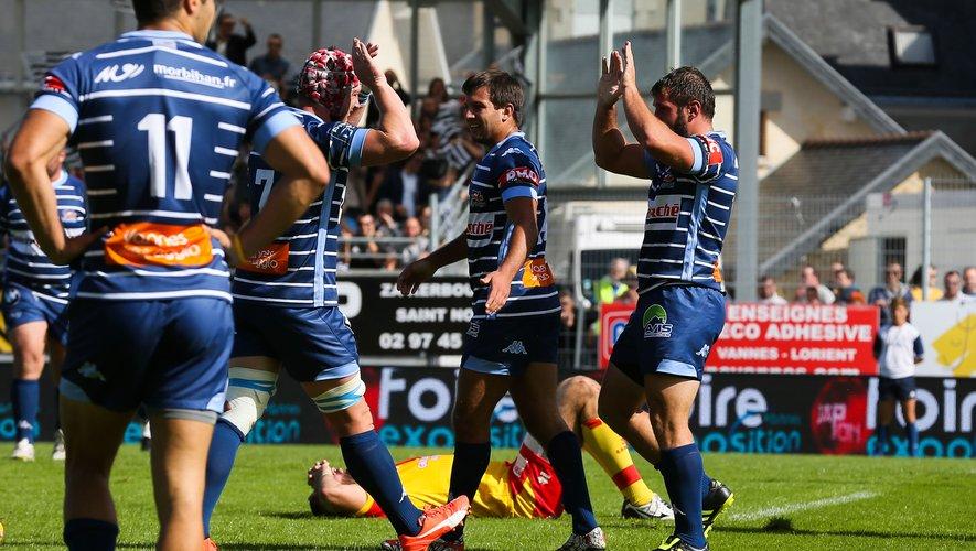 Phélipponneau : « C'est à Vannes que je suis devenu joueur de rugby »