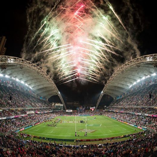 Hong-Kong, la démesure du rugby