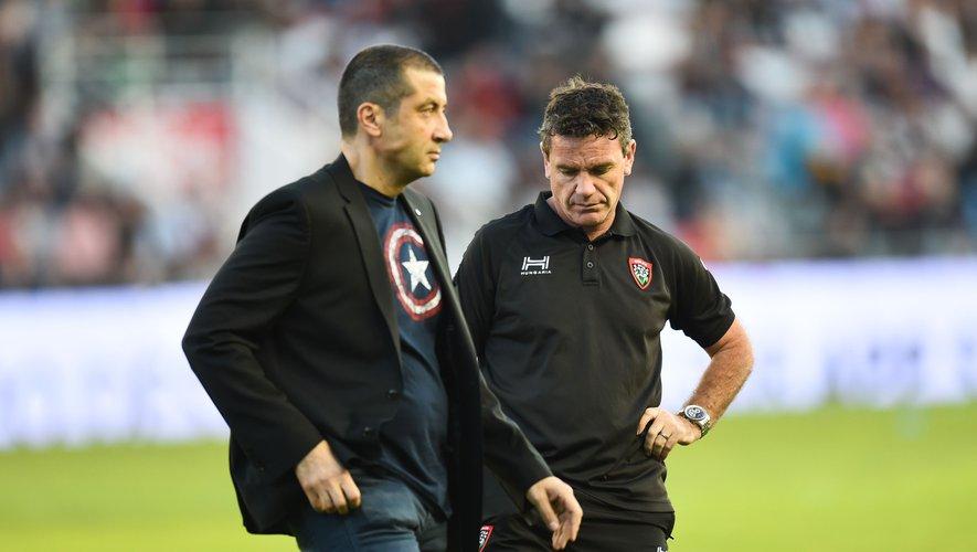 Toulon et sa valse des entraineurs