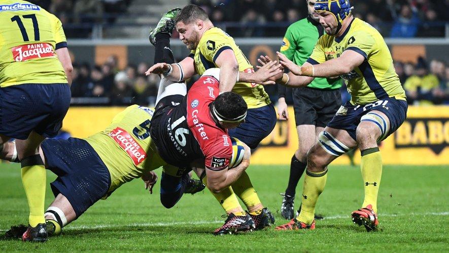 Clermont - Toulon : Un match, trois duels