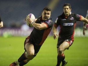 "Damien Hoyland (Edinburgh) : «La Rochelle joue le ""Joli Rugby"" »"