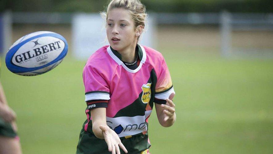 Passion Rugby Féminin : Sans le frein