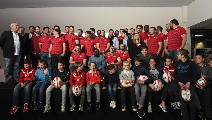 Guy Novès et Thierry Dusautoir réunis pour célébrer le rugby amateur