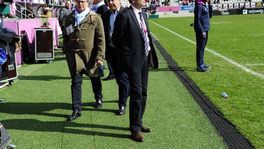 Fusion Stade Français - Racing 92 : quand Lorenzetti et Savare jouaient la rivalité