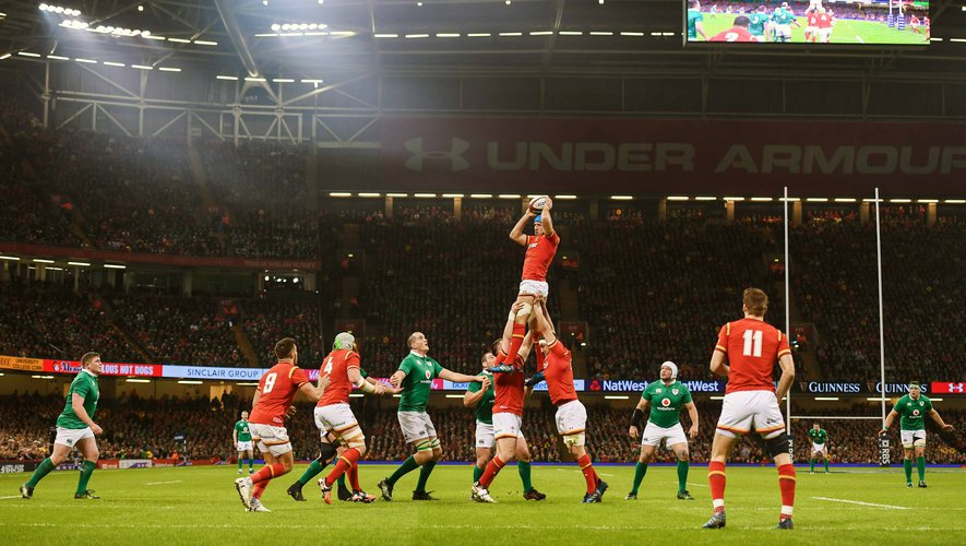 Le Pays de Galles brise les rêves Irlandais
