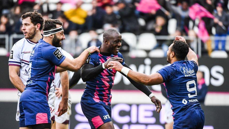 Le Stade français enfonce Bordeaux