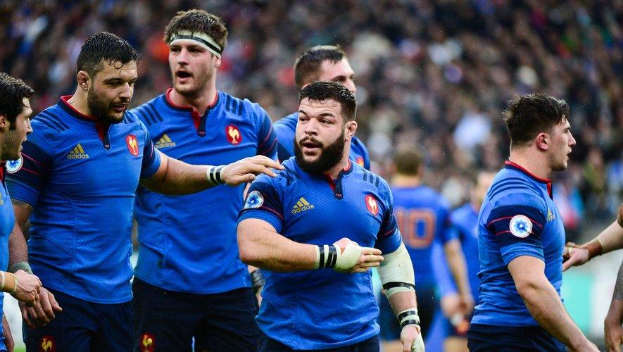 France - Irlande: les trois duels à suivre