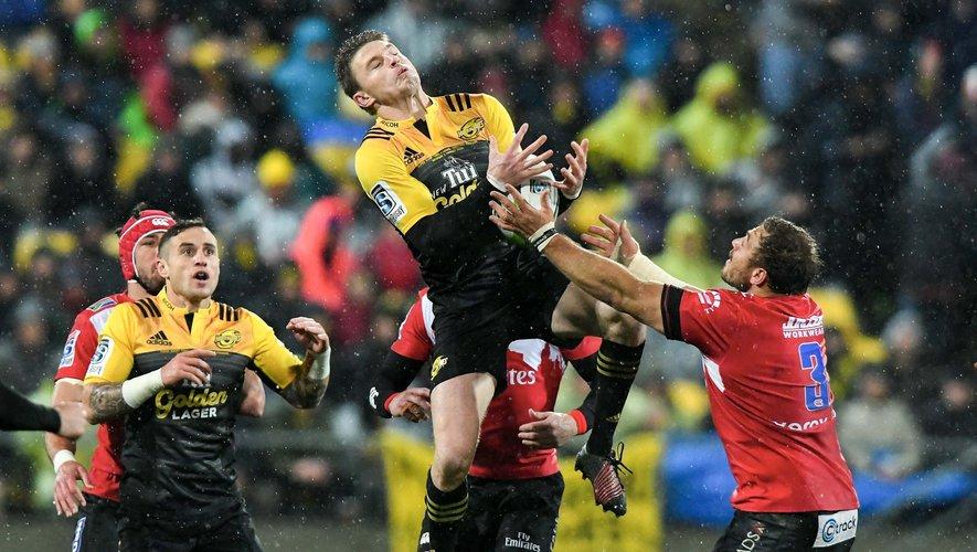 Super Rugby : c'est reparti !