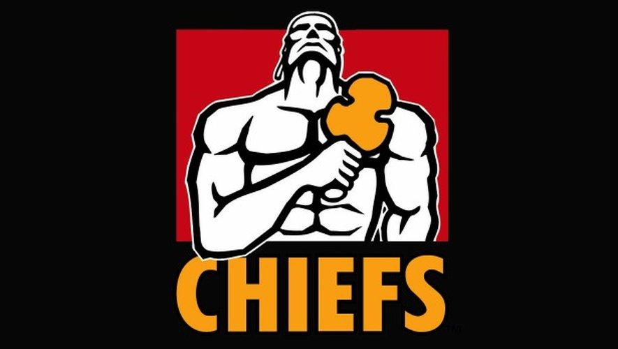 Super Rugby : présentation des Chiefs
