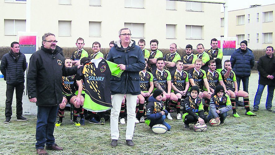 AS Chalampe: « Ici, c'est rugby! »