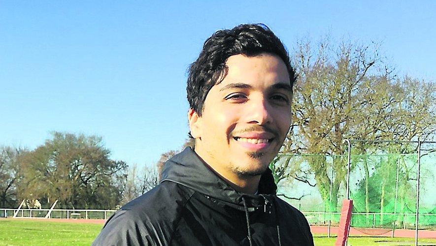 Djamel Ouchène : renfort international