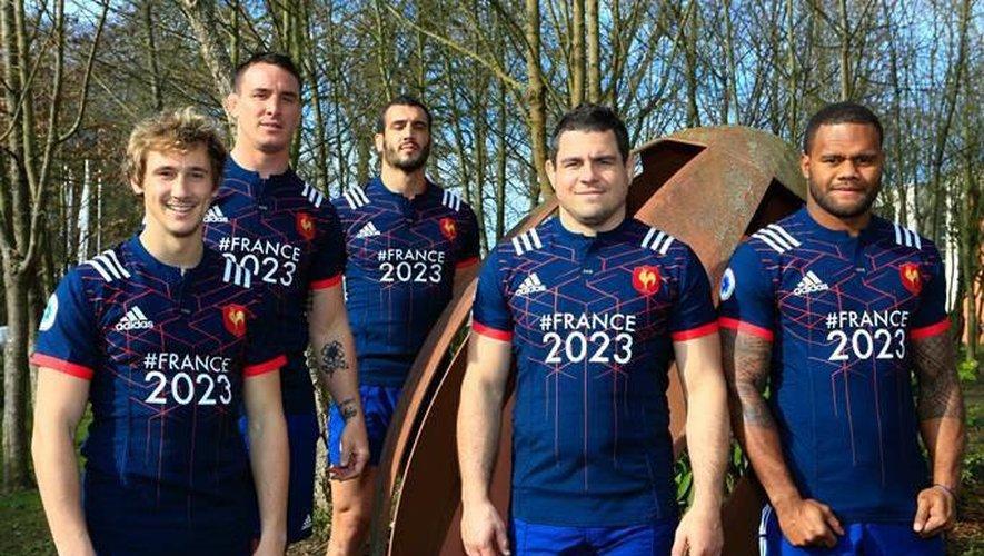 Coupe du Monde de Rugby: la France en route pour 2023