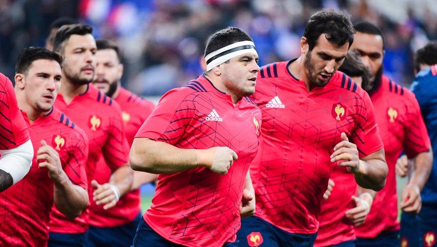 La composition du XV de France dévoilée pour le match face à l'Angleterre