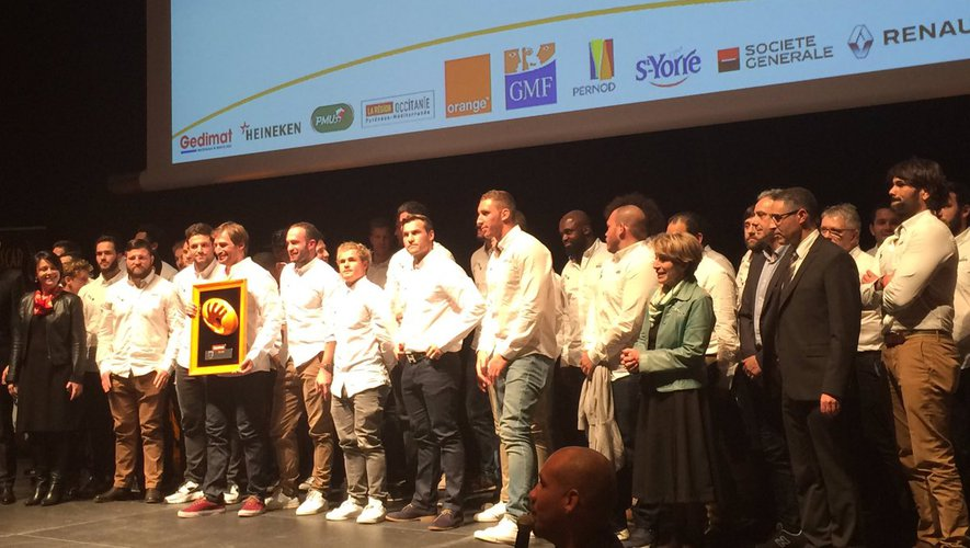 Oscar Midi Olympique: Mickaël Ladhuie à l'honneur