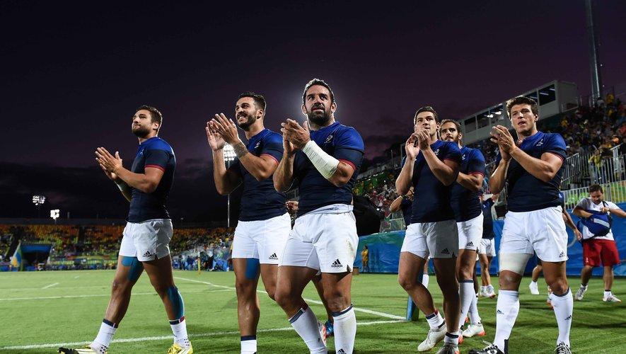 World Sevens : les Bleus finissent huitième