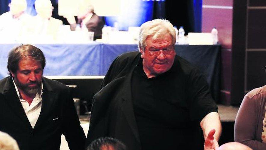 Paul Goze : « Bernard Laporte fait de la provocation »