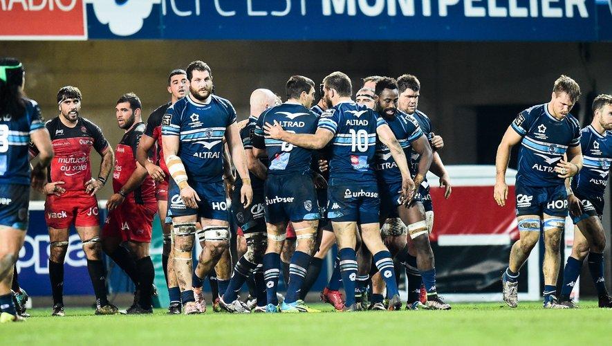Montpellier passe en force