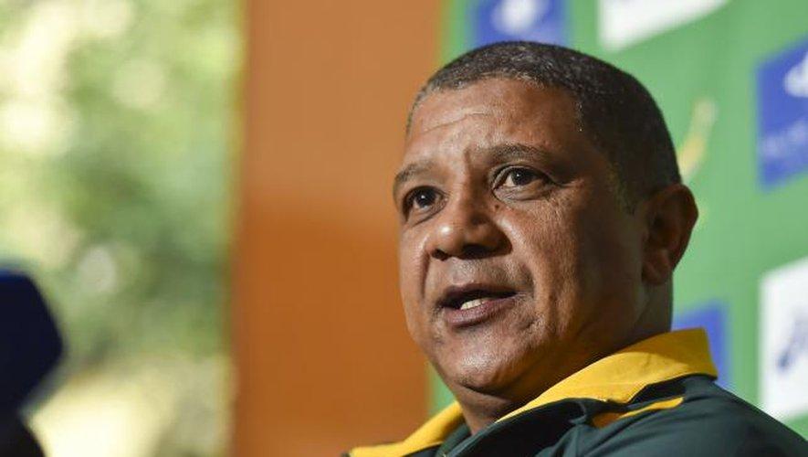 Afrique du Sud : Coetzee fixé en janvier