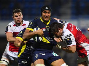 Clermont domine l'Ulster