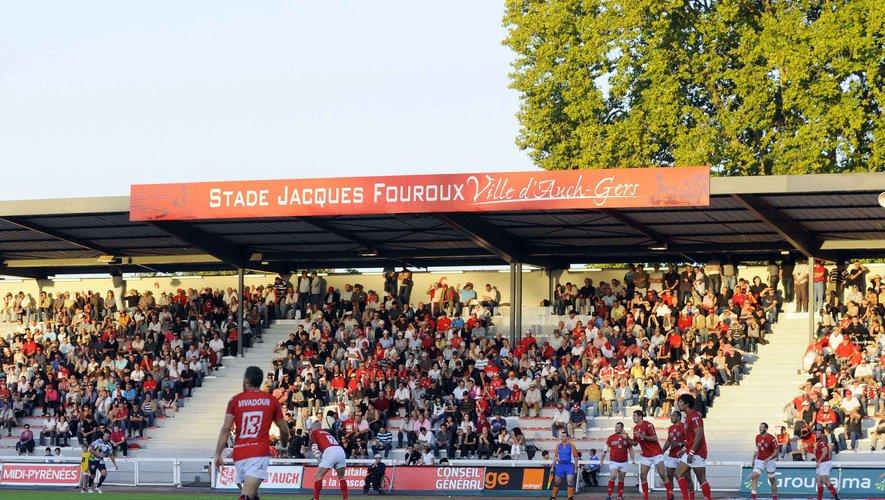 Le FC Auch Gers au plus mal